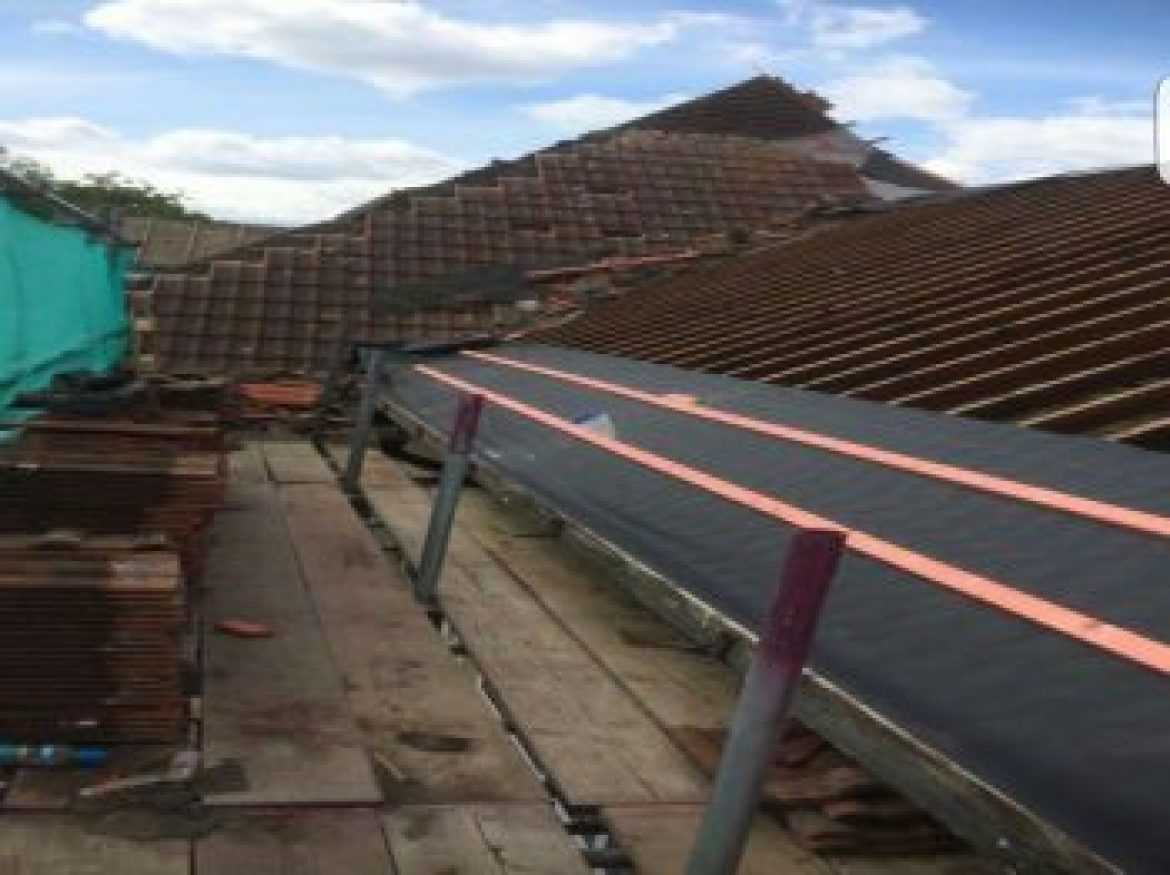 Roofing in Galway
